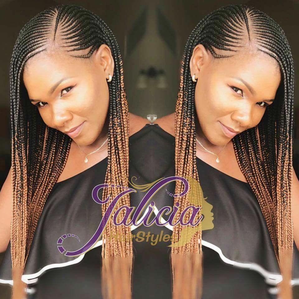 Stunningly Cute Ghanaian Braids Styles For 2019 Wedding Digest Naija Blog African Braids Styles Hair Styles Braided Hairstyles