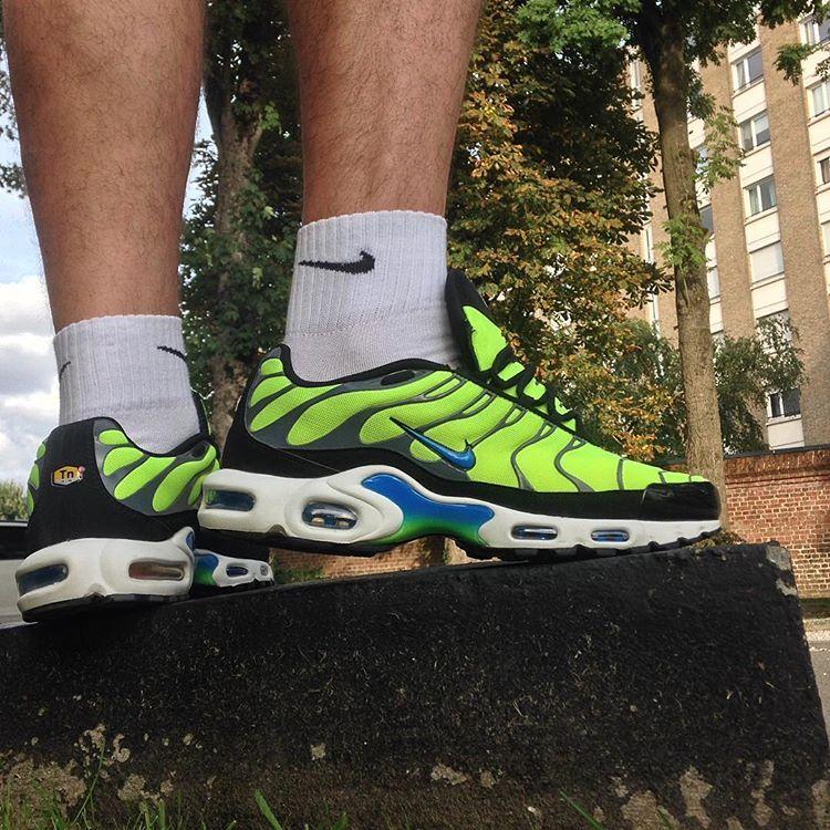 b51ae15440 ike Air Max Plus Scream Green 💚 #Nike #nikeaddict #tn #niketn #tuned  #niketuned #airmax #nikeairmax #airmaxplus #nikeairmaxplus #Sneakers