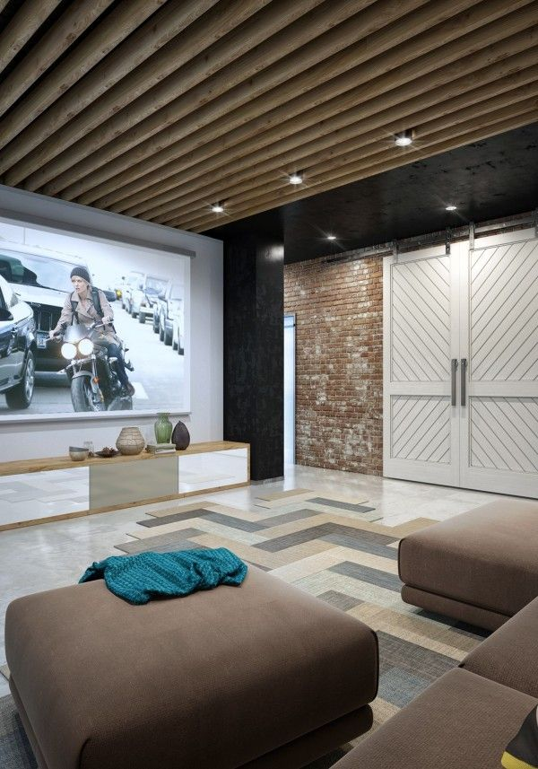 Three Creative Lofts Fit for Stylish Artists   Office ...