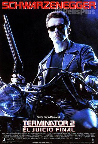 Ver Terminator 1984 Online Latino Hd Pelisplus Terminator Movies Terminator 2 Movie Terminator