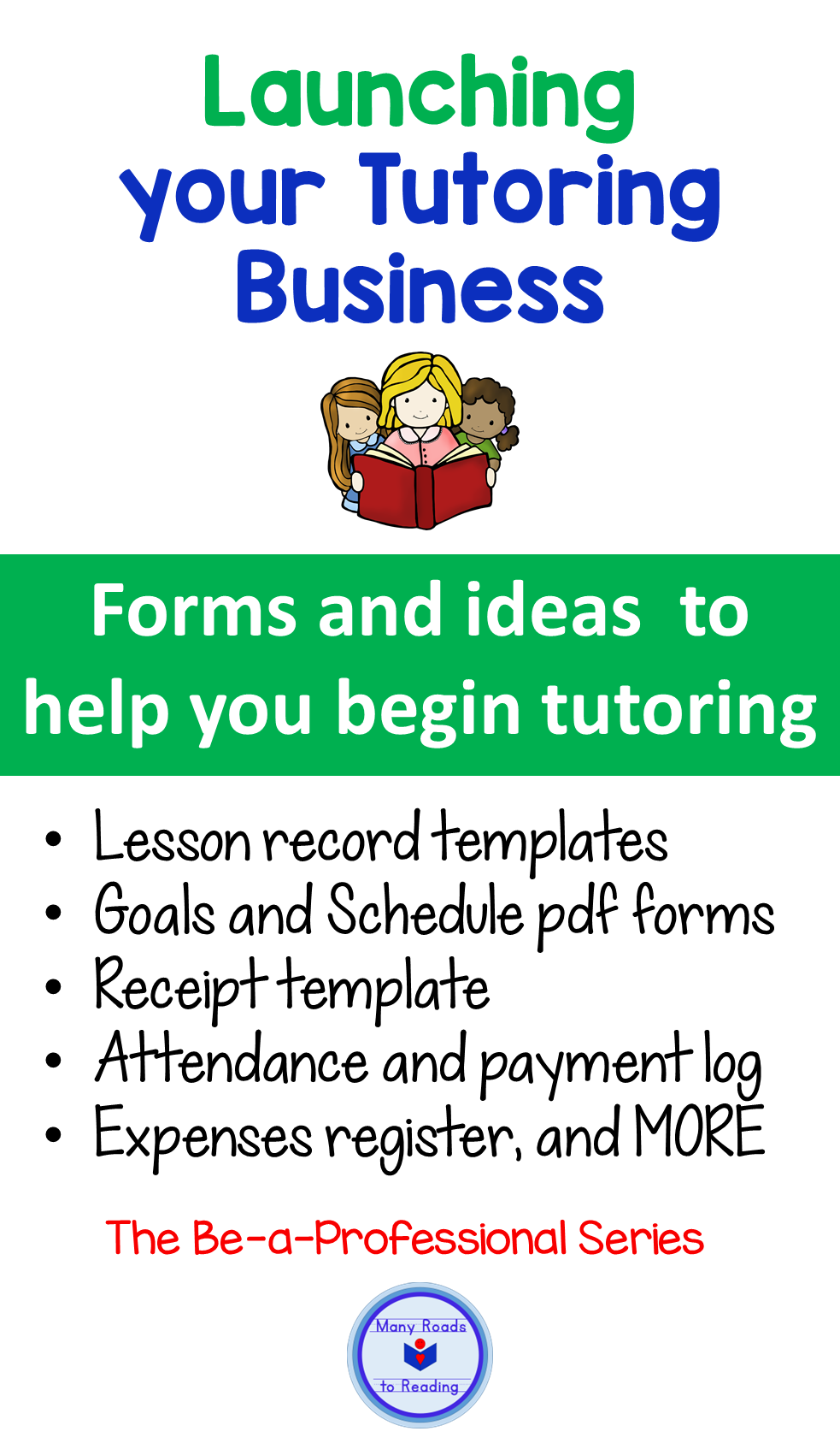 This Resource Is For The Teacher Who Has Done The Preparation Work For Tutoring Has Decided Tutoring Business Tutoring Business Forms Jobs For Former Teachers