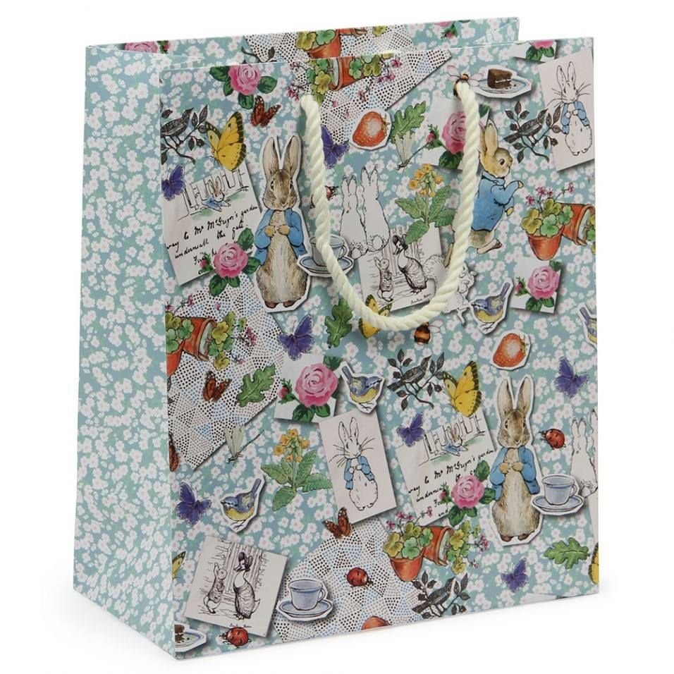 Peter rabbit on our beautiful new papercase collection is out now gift wrap bags cards and baby negle Image collections