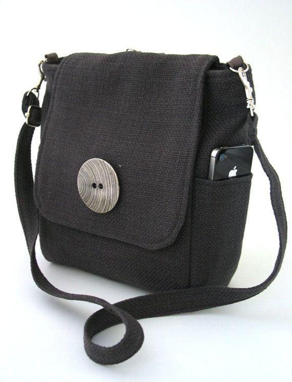 sac gris sac à main sac toile sac à dos se transforme par daphnenen