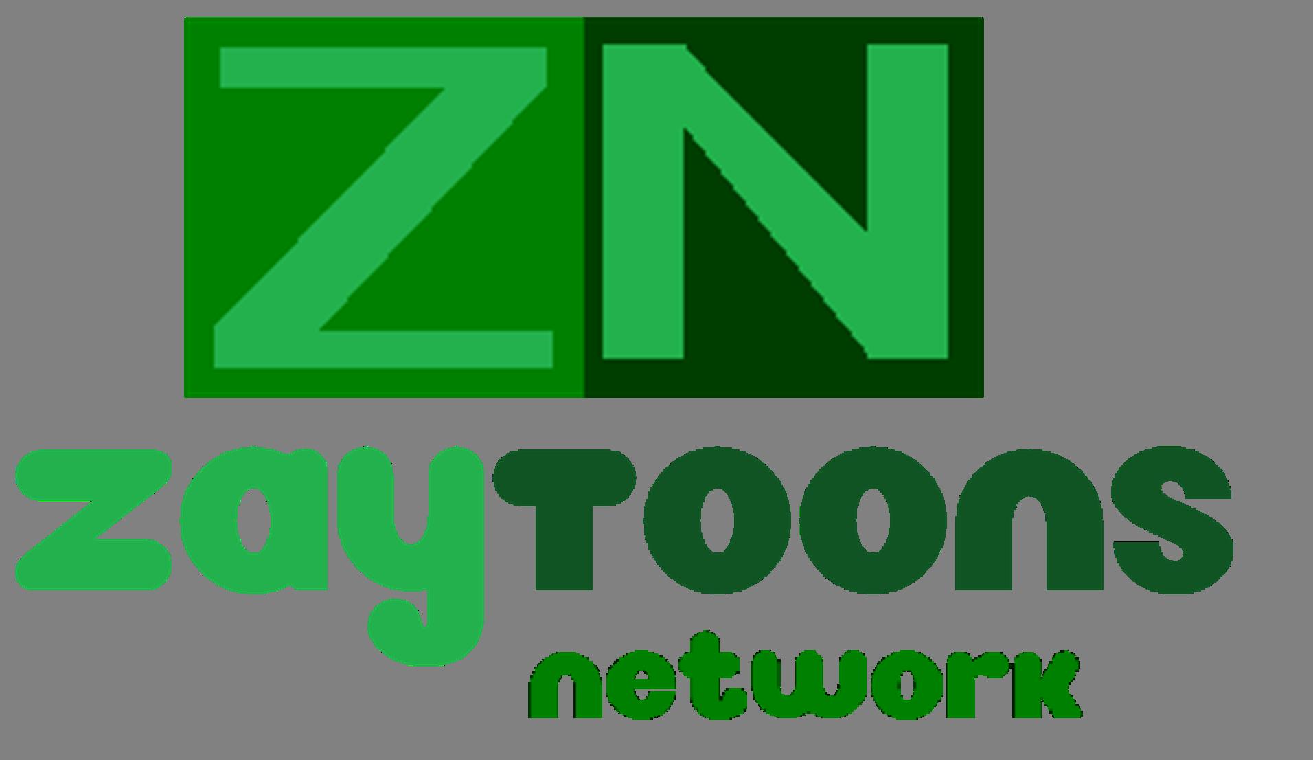 Zaytoons Logo Transparent Logos, Gaming logos, Nintendo