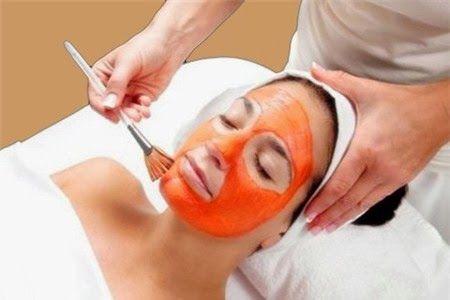 Mặt nạ cà chua giúp sẽ khít lỗ chân lông