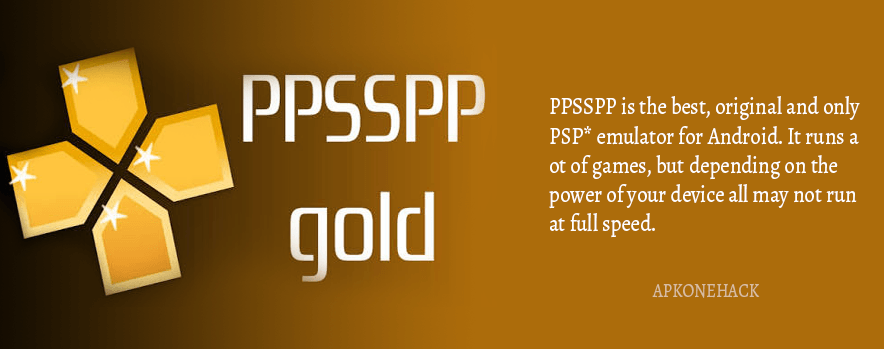 PPSSPP Gold - PSP emulator is an adventure game for android