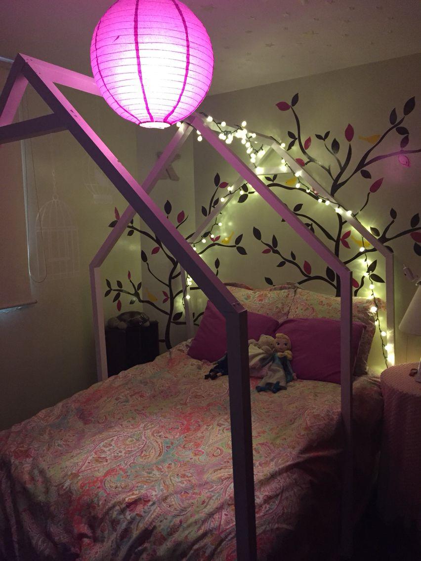 3 yrd old girls bedroom