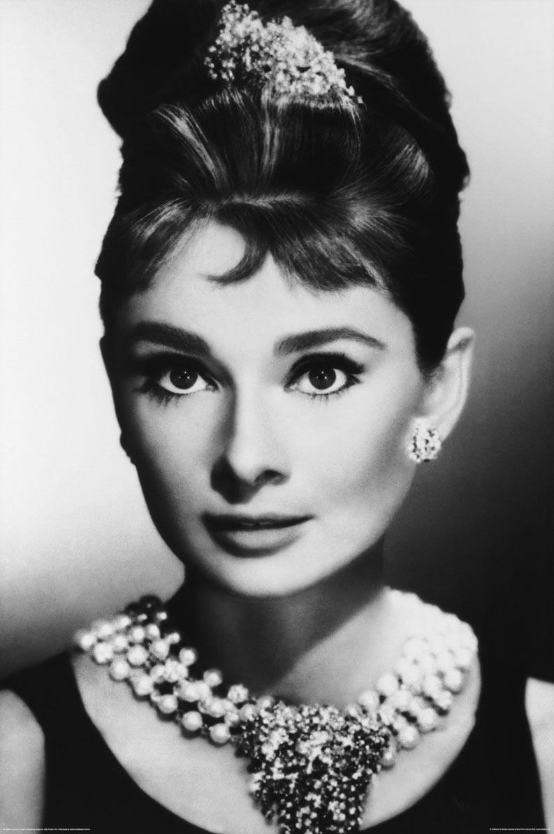 Audrey Hepburn Audrey Hepburn Hair Audrey Hepburn Style
