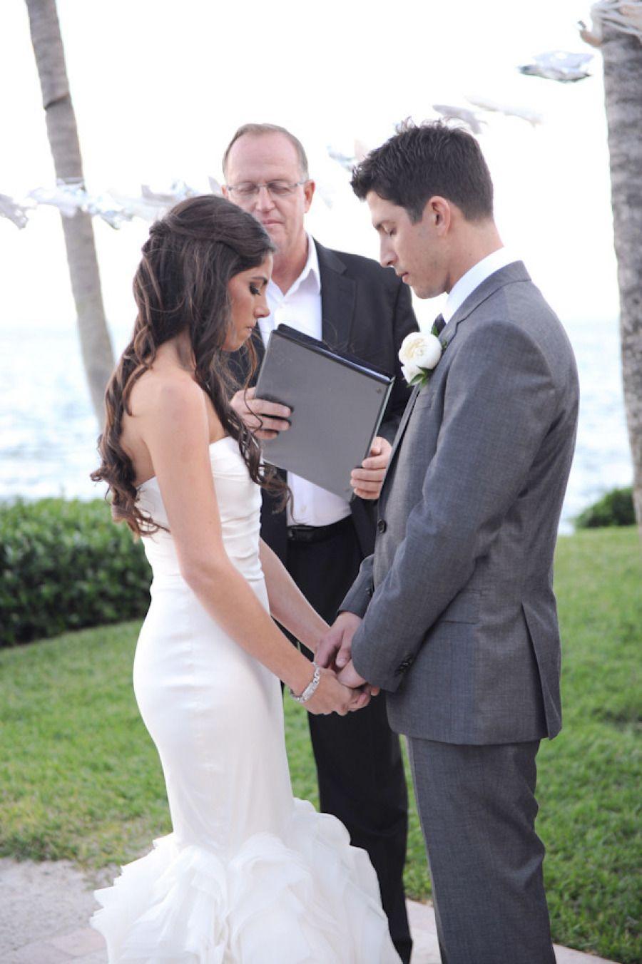 Miami wedding at grove isle from lara rios fine art