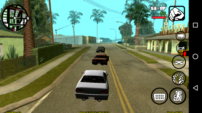 GTA San Andreas Multiplayer Apk Obb v1 08 PLAY android APK