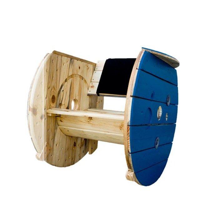 Muebles reciclados de madera ideas originales con objetos for Reciclado de muebles y objetos