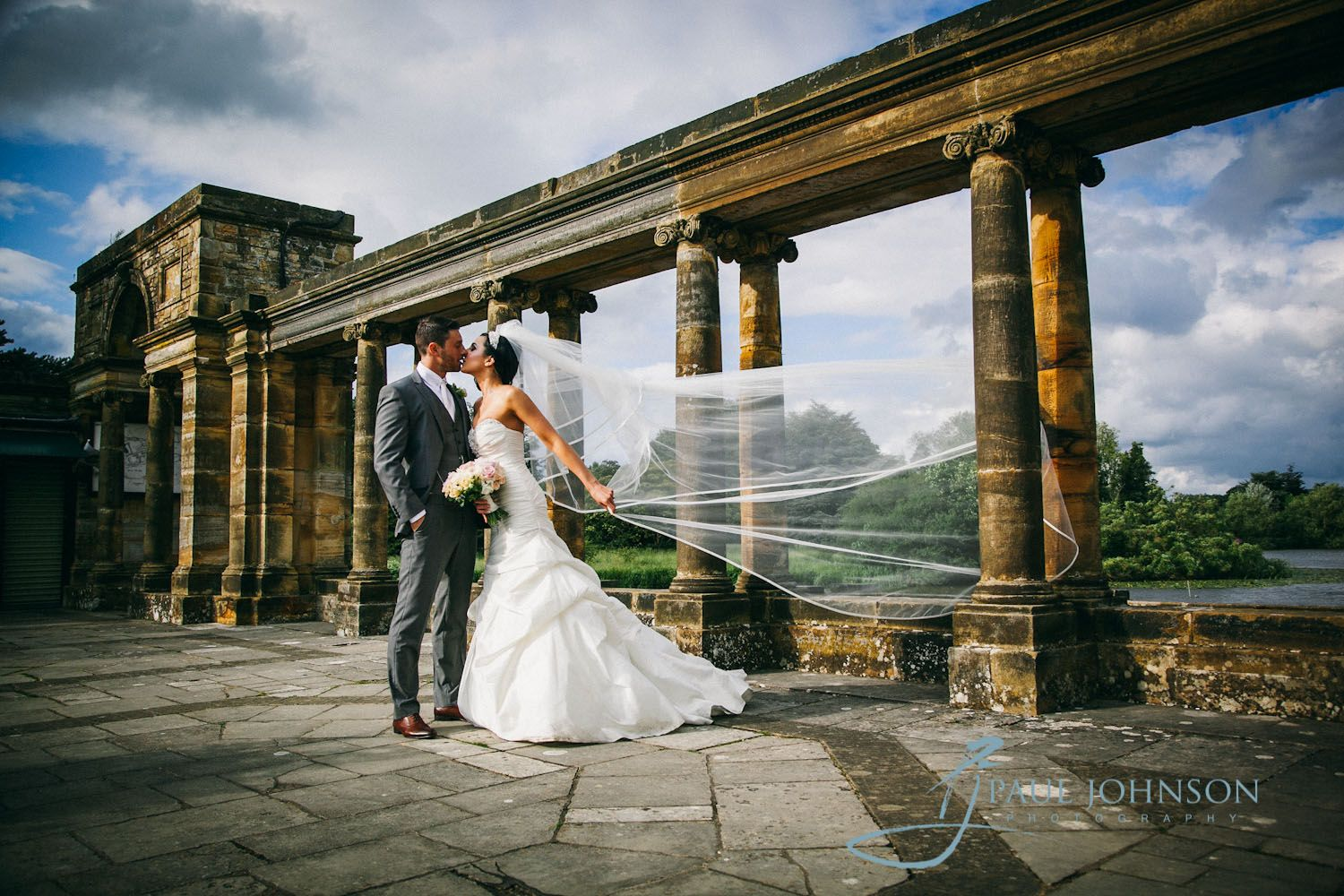 Wedding Photography At Hever Castle Kent