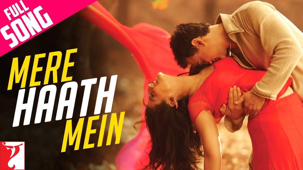 Mere Haath Mein Full Song Fanaa Aamir Khan Kajol Sonu Nigam Songs Bollywood Songs Love Songs Lyrics