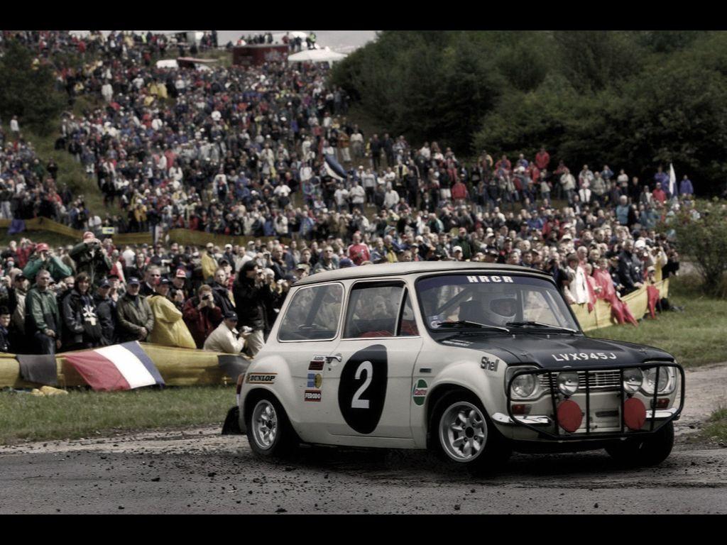 Vintage rally car #mini   Sweet.   Pinterest   Rally car, Rally ...