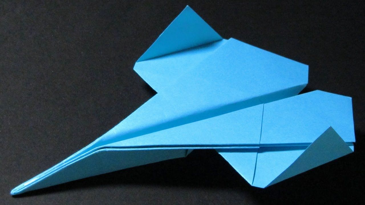 How to make a Paper Airplane Paper Airplanes Best