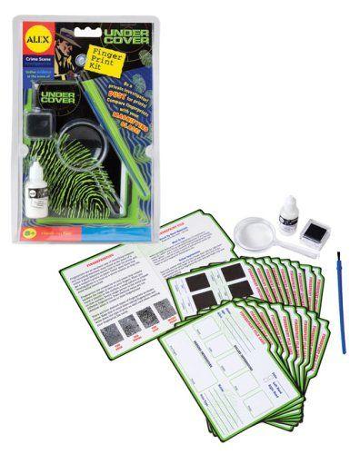 ALEX? Toys - Pretend & Play Fingerpri... for only $9.99