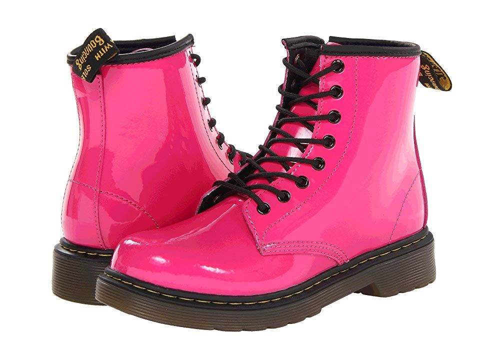 Dr. Martens Kid's Collection 1460 Junior Delaney Boot