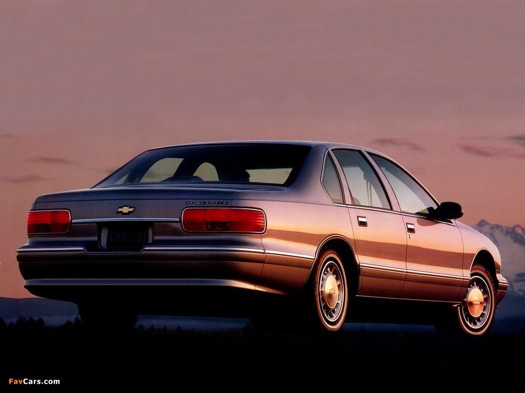 Pin On 1993 96 Chevrolet Caprice
