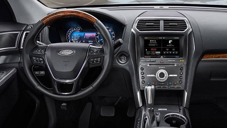 2016 Ford Explorer   Google Search. Explorer_interior_texas. 2016 Ford  Explorer Interior