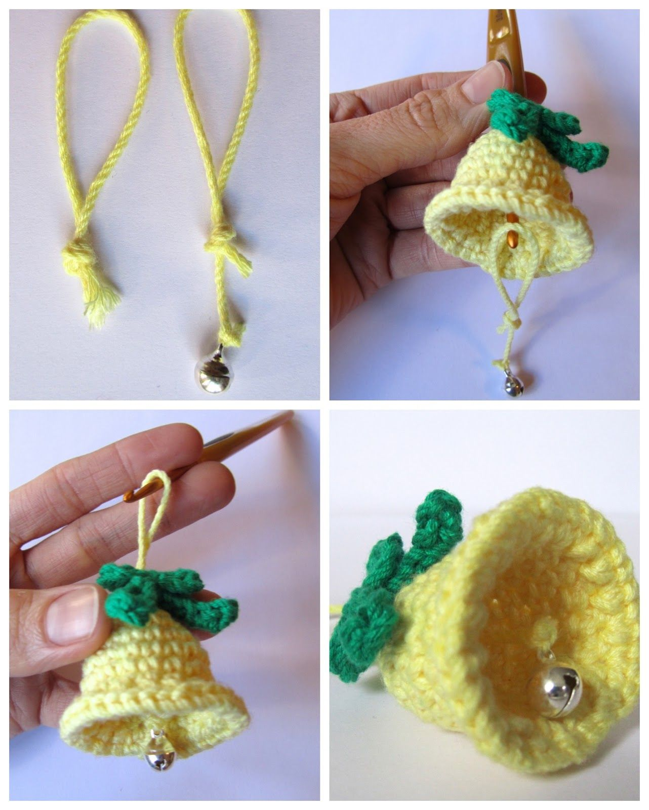 Excepcional Patrón Carenado Campana Crochet Libre Regalo - Manta de ...