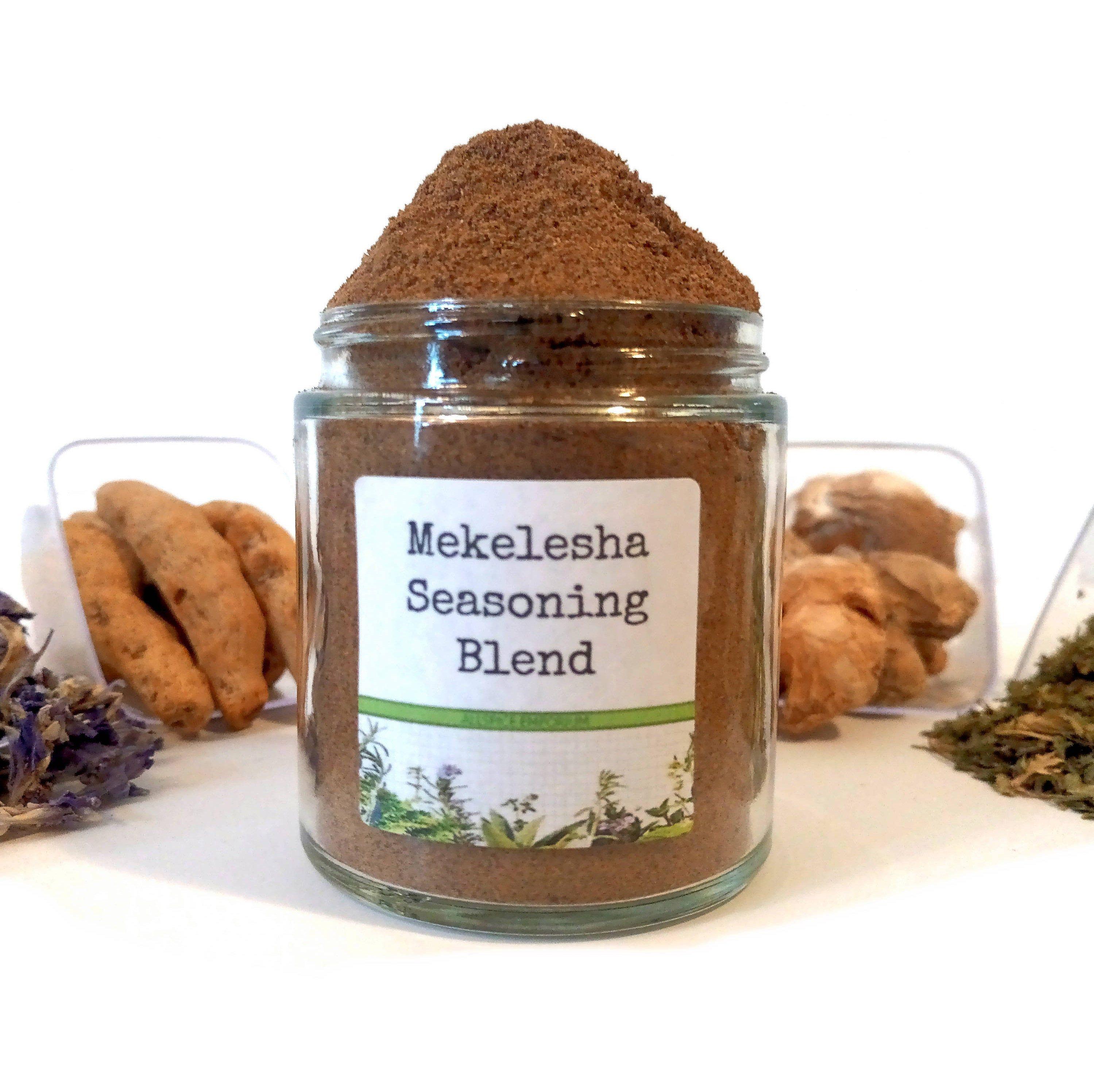 Mekelesha Seasoning Blend Wot Kimem Gourmet Spices Gluten Free