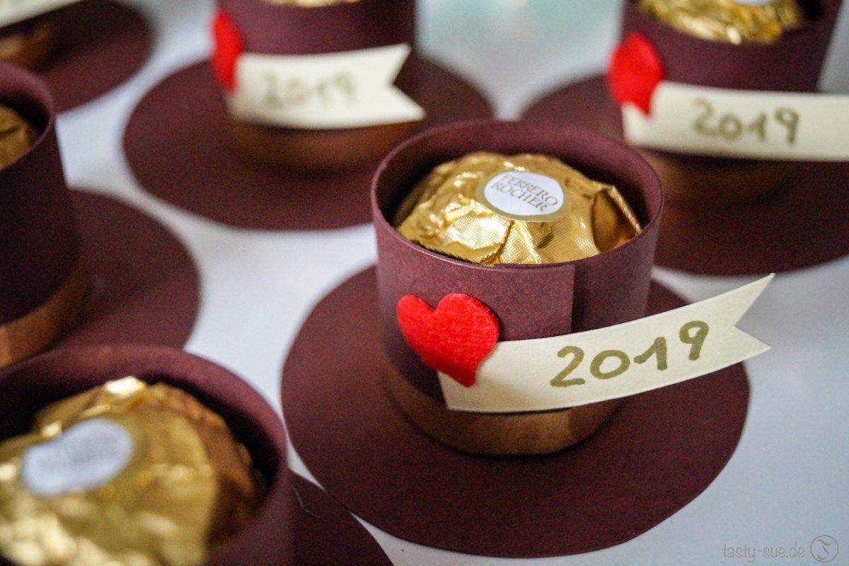 Süße Glücksbringer fürs neue Jahr