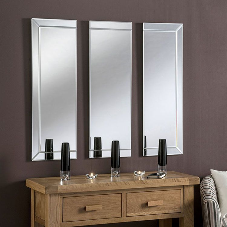 Glass mosaic mirror tripoli 91x96cm glass mosaic