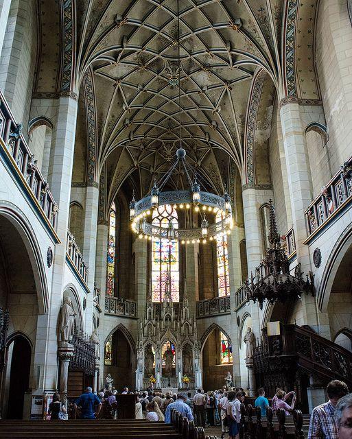 Castle Church Wittenburg