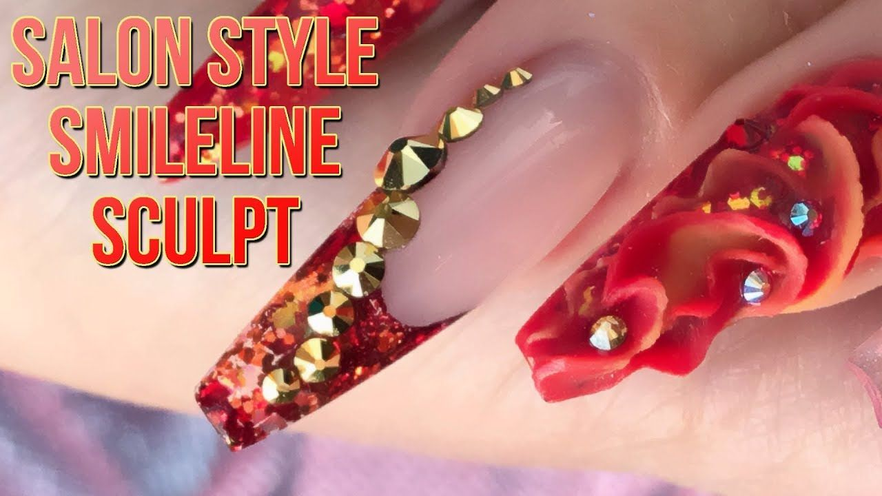 How to do a Salon Style Smileline - A Song of Ice and Fire - Full ...
