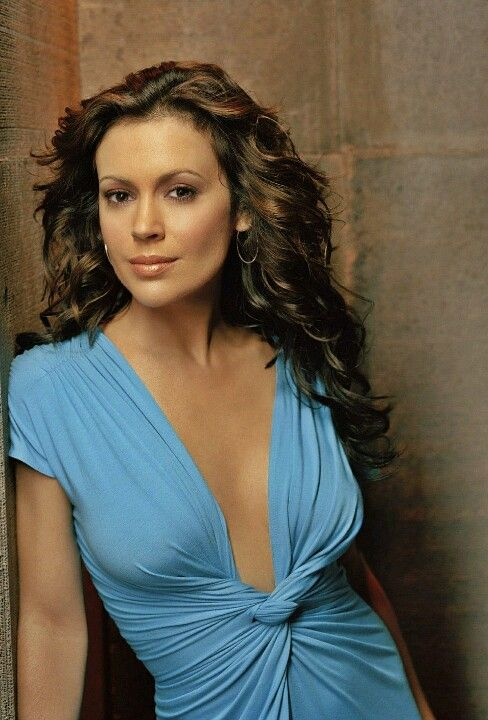 Charmed Piper Mp Jennifer Who S The Boss Sam Alyssa Milano Hot