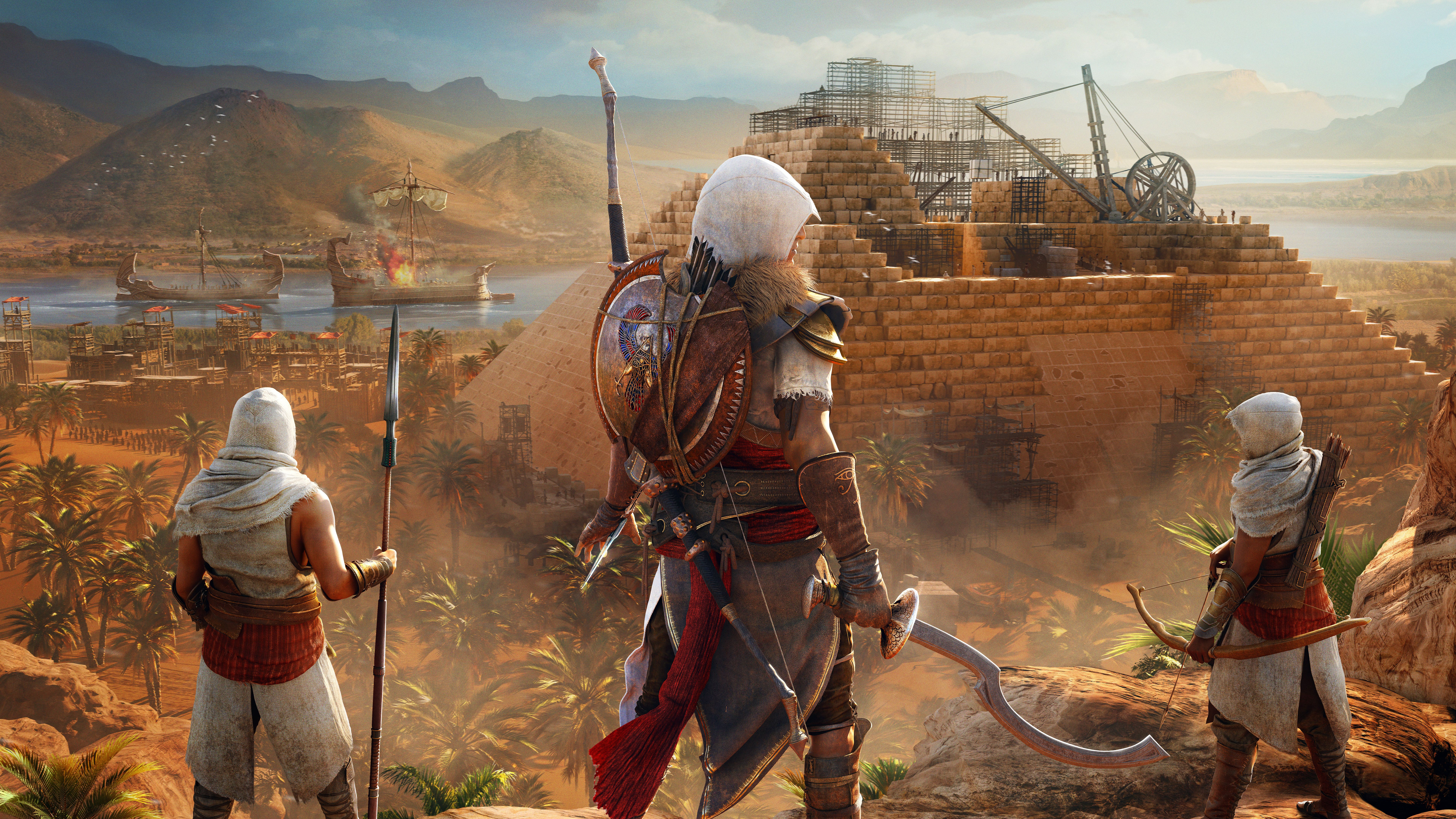 Assassins Creed Origins The Hidden Ones 4k 8k 4k Hd Wallpapers Assassins Creed Origins Assassins Creed Assassins Creed Game
