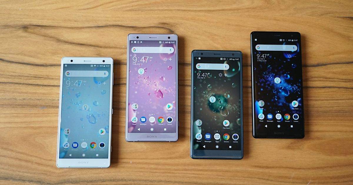 Hands On With Sony S Xperia Xz2 And Xz2 Compact Android Phones Http Howto Hifow Com Hands On With Sonys Xperia Xz2 And Smartphone Android Phone Sony Xperia