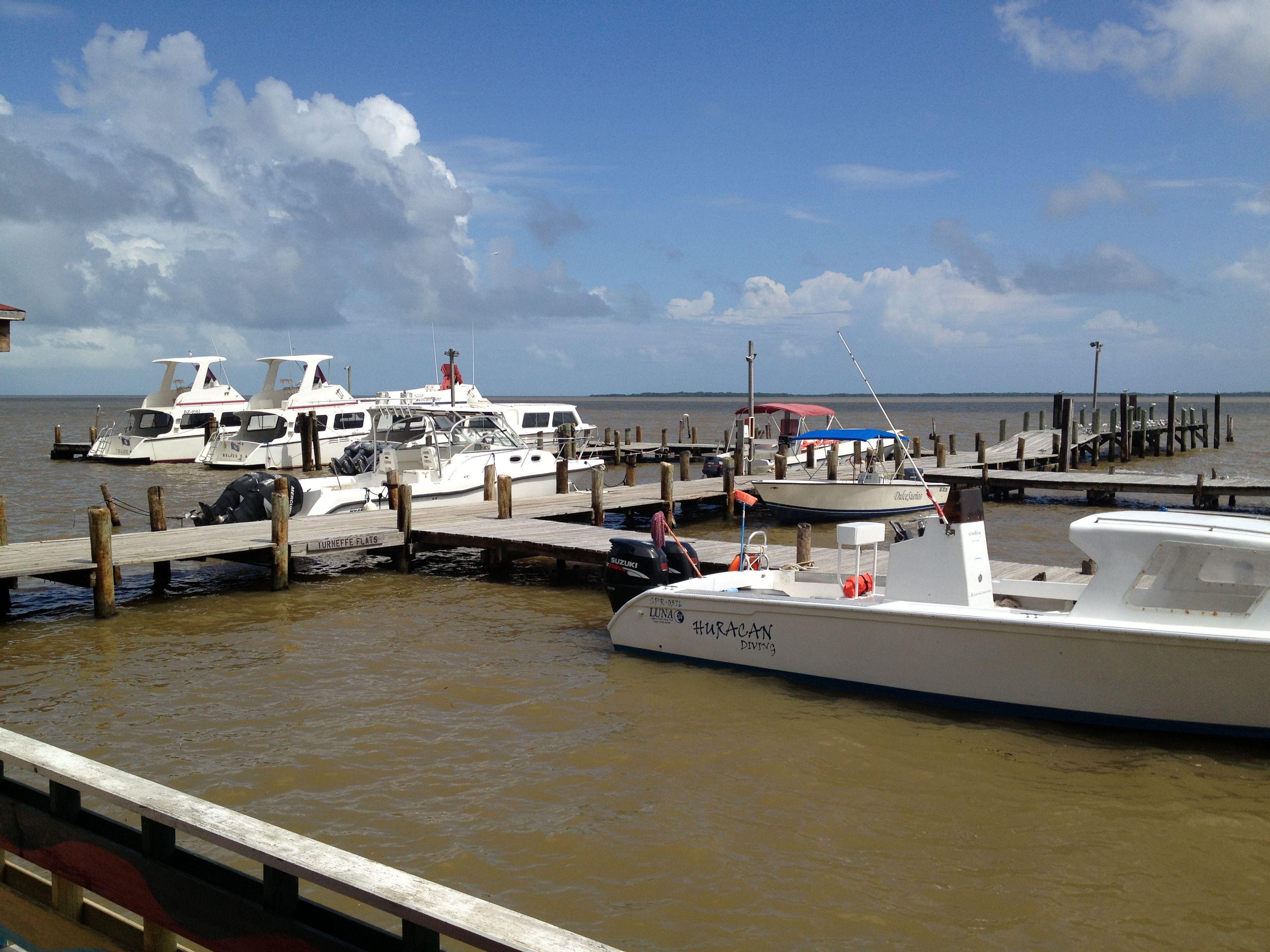 Boats for hire transport at princess marina they take