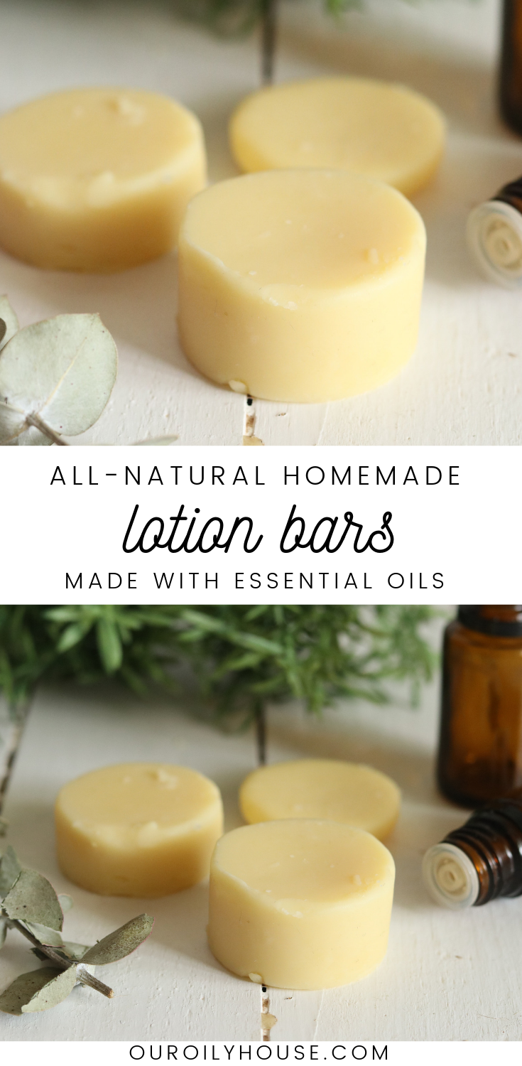 The Easiest Homemade Lotion Bars With Essential Oils Recipe Homemade Lotion Bars Lotion Bars Diy Homemade Lotion