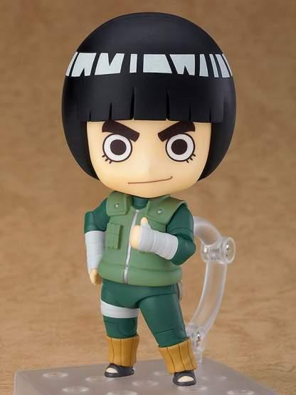 Rock Lee Als Nendoroid 1303 Von Good Smile Company Kaufen Bei Anime Figuren De Anime Figuren Naruto Shippuden Action Posen