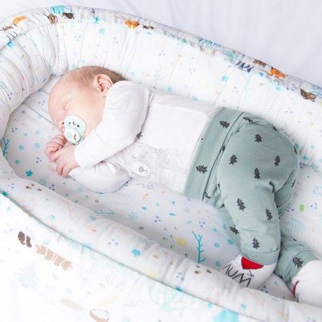 Nid b b cocon co dodo r ducteur de lit multi usage et r versible nid b b r ducteur de - Reducteur de lit bebe aubert ...