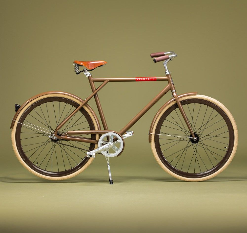 Cafechaser James Brown Veloretti Bicycles Is An Independent