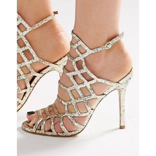 Image result for high hills | foot wear | Pinterest | Gold heels ...