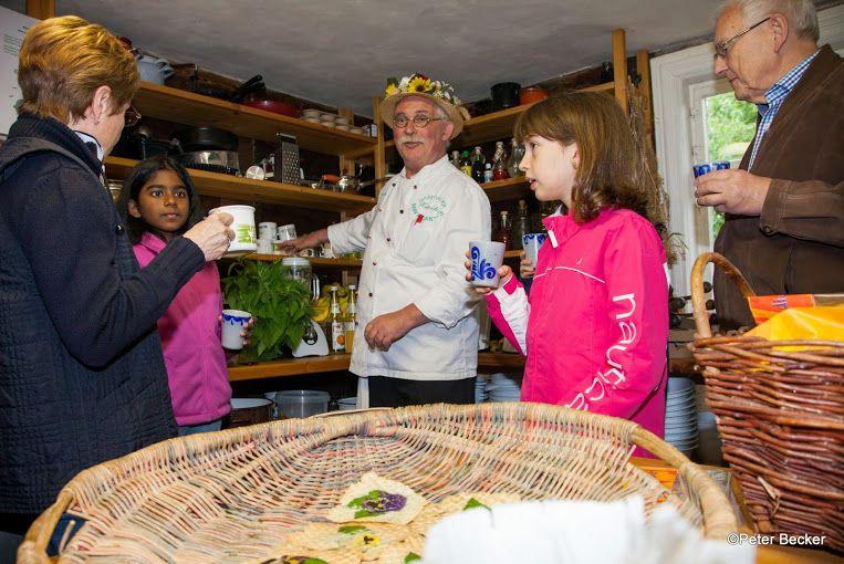 #Kräuter entdecken im #Spreewald