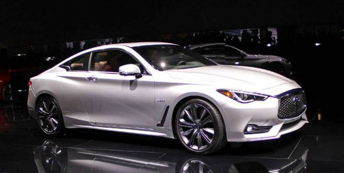 2017 Infiniti Q60 Coupe Http Www Gtopcars Makers
