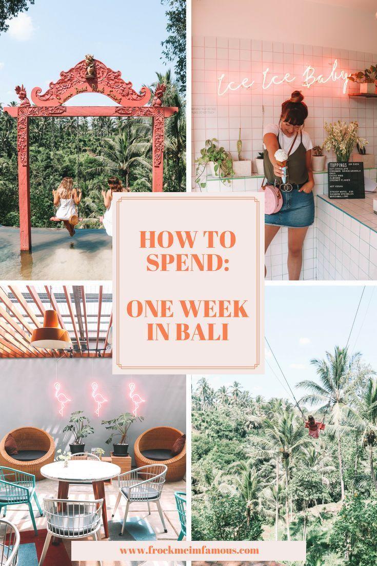 Eine Woche auf Bali Der ultimative 7TageRoutenführer  Kyler Muller Blog Eine Woche auf Bali Der ultimative 7TageRoutenführer