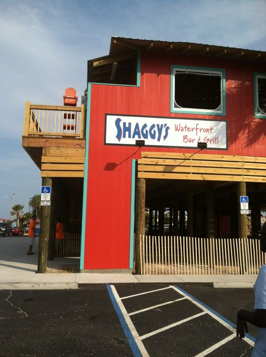 Shaggys Pensacola Beach In Pensacola Beach Fl Vacation Ideas