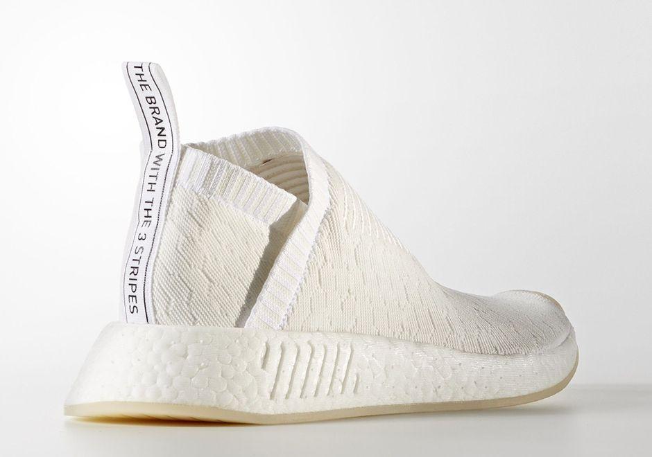 adidas NMD CS2 Triple White BY3018