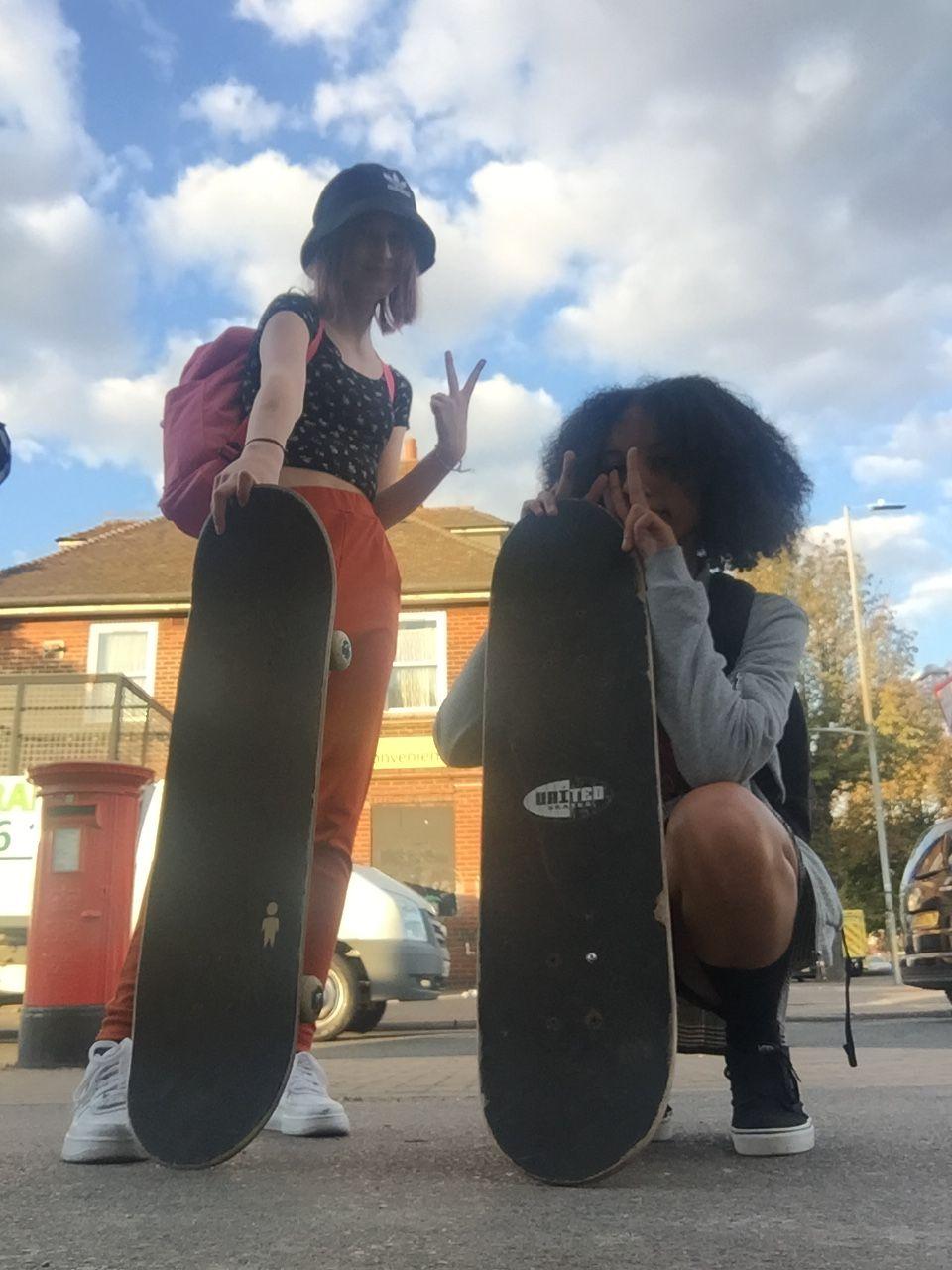 #skateboarding #skater #skating #skatergirl #aesthetic