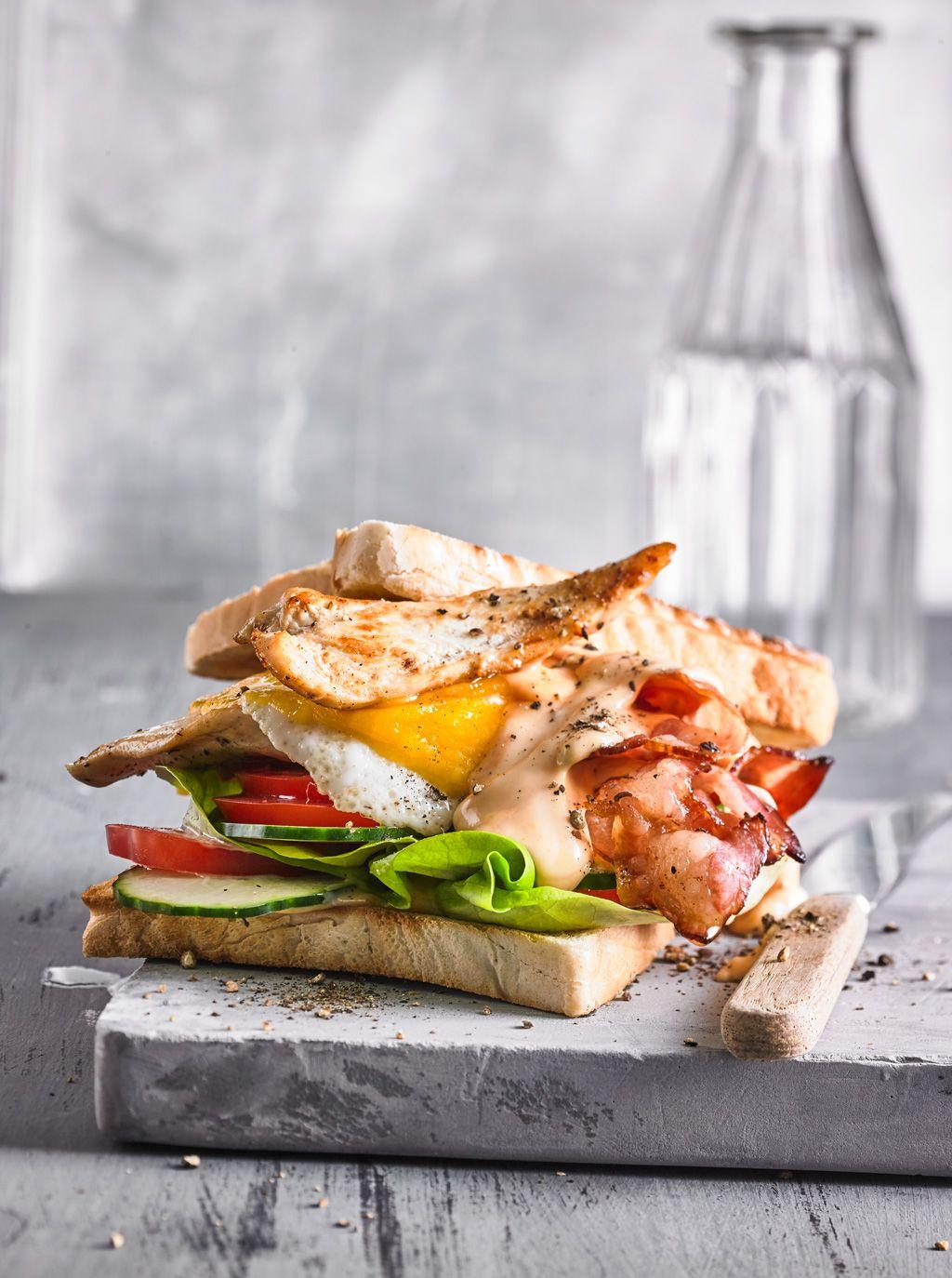clubsandwich gesundes f r die mittagspause pinterest das b ro schnelle gerichte und essen. Black Bedroom Furniture Sets. Home Design Ideas