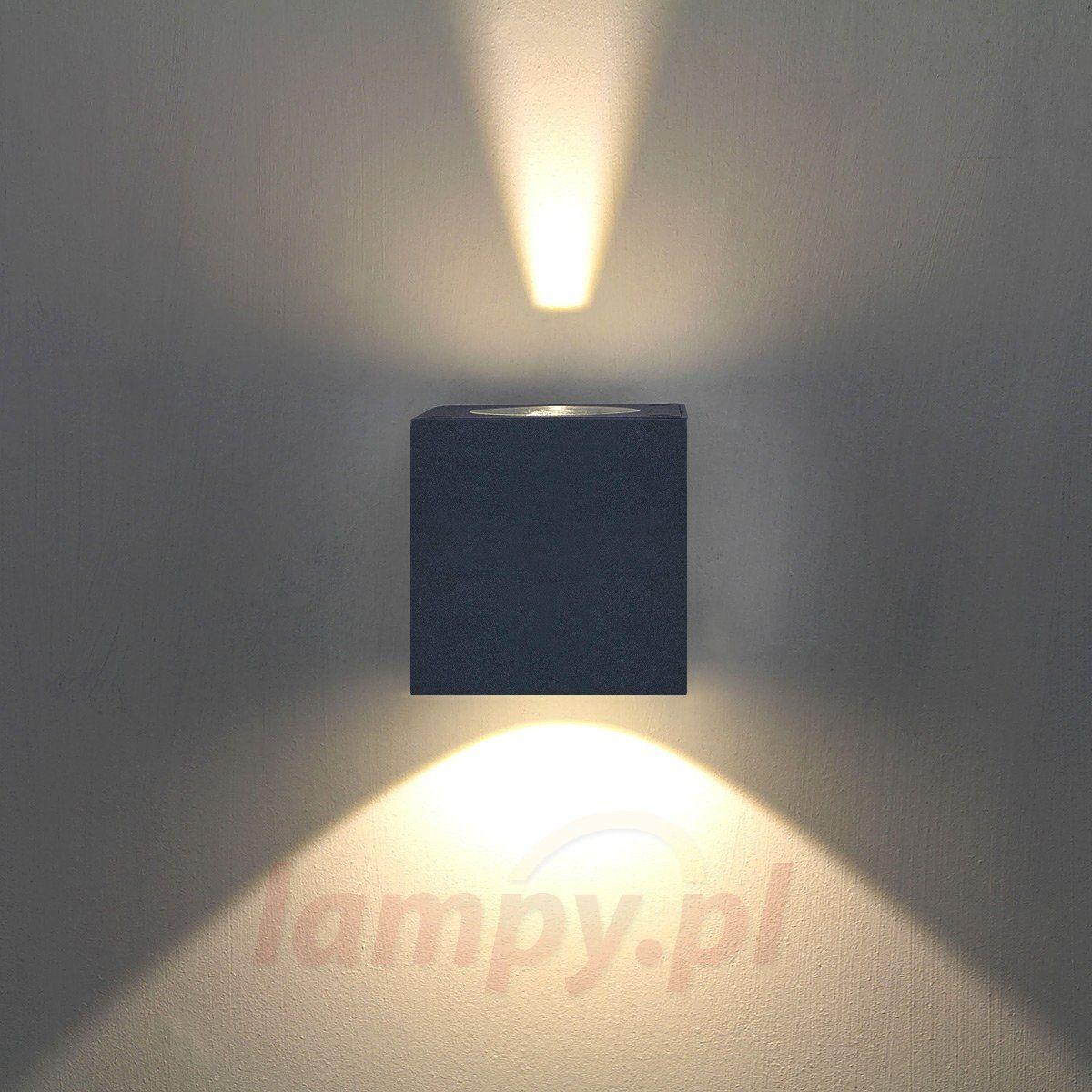 Oswietlenie Zewnetrzne Lampy Na Zewnatrz Lampy Pl Modern Lighting Design Exterior Lighting Wall Lights
