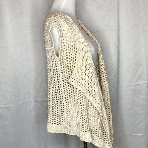 Breezy Summer Vest Crochet Pattern Monkey Crochet And Patterns