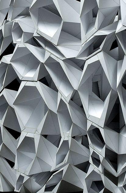 Eccentric Kollector Geometric Architecture Architectural