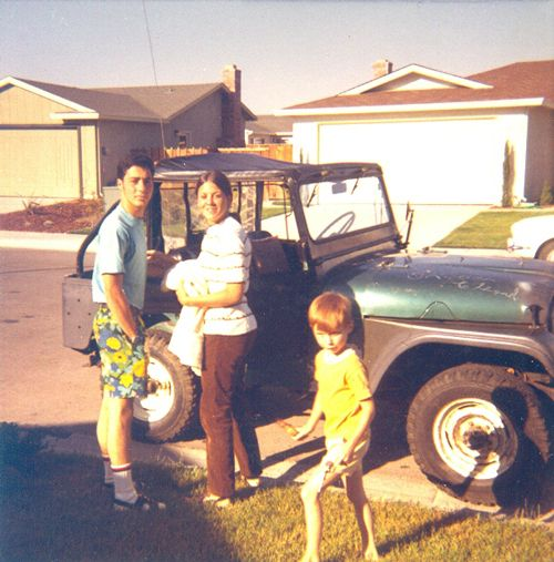 1965 CJ-5 Jeep - Photo submitted by Don Baker.