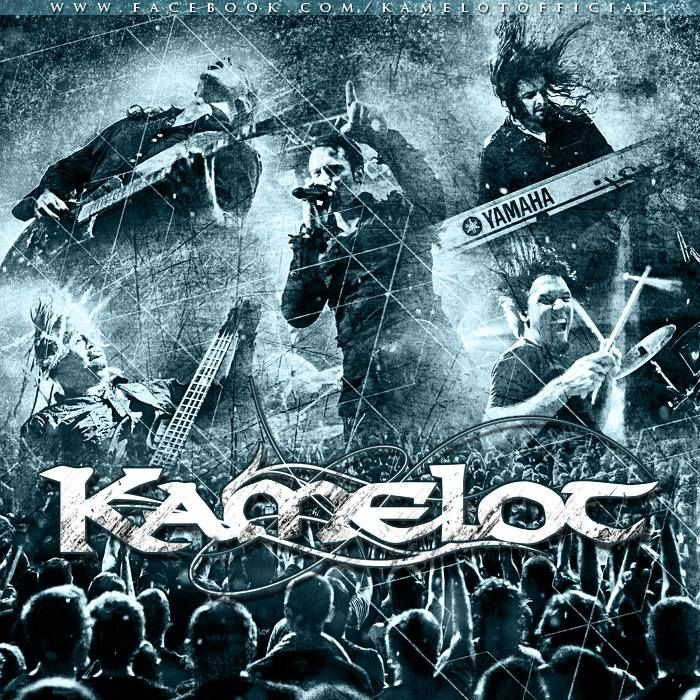 "KAMELOT Debuts Video For ""Falling Like the Fahrenheit"""